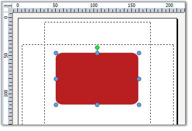 Web 2.0 Logo: Step 1