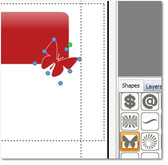 Web 2.0 Logo: Step 3